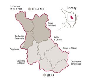 Chianti Classico gebied